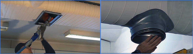 Как прочистить вентиляционную систему самостоятельно?