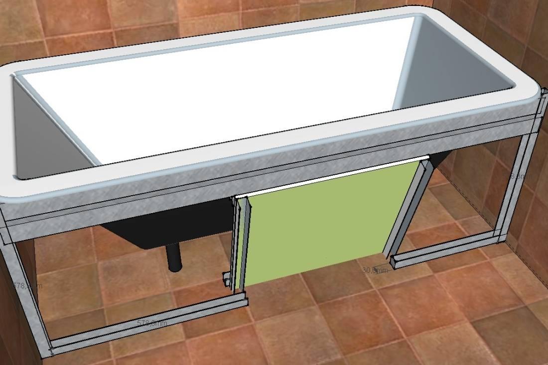 Раздвижной экран для ванной, как выбрать лучший