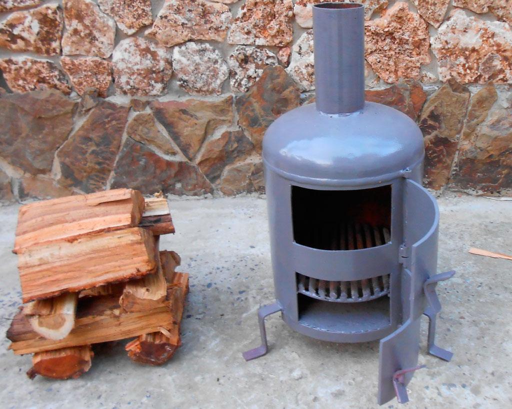 Печь для гаража своими руками: особенности отопления гаража, использование утеплителей. лучшие примеры изготовления самоделок