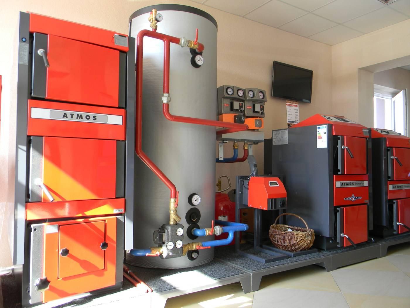 Виды твердотопливных  котлов отопления | отопление дома и квартиры