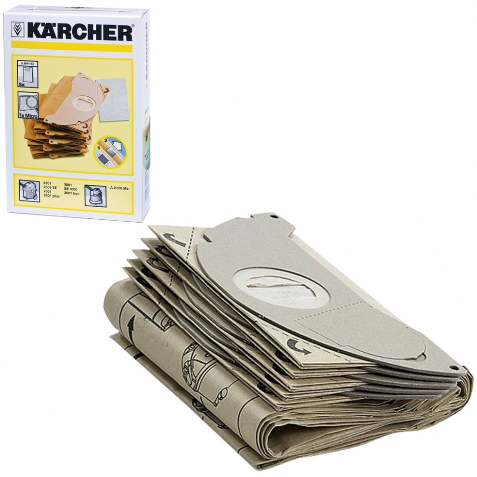 Мешки для строительного пылесоса: выбираем многоразовые и одноразовые универсальные мешки для промышленного пылесоса