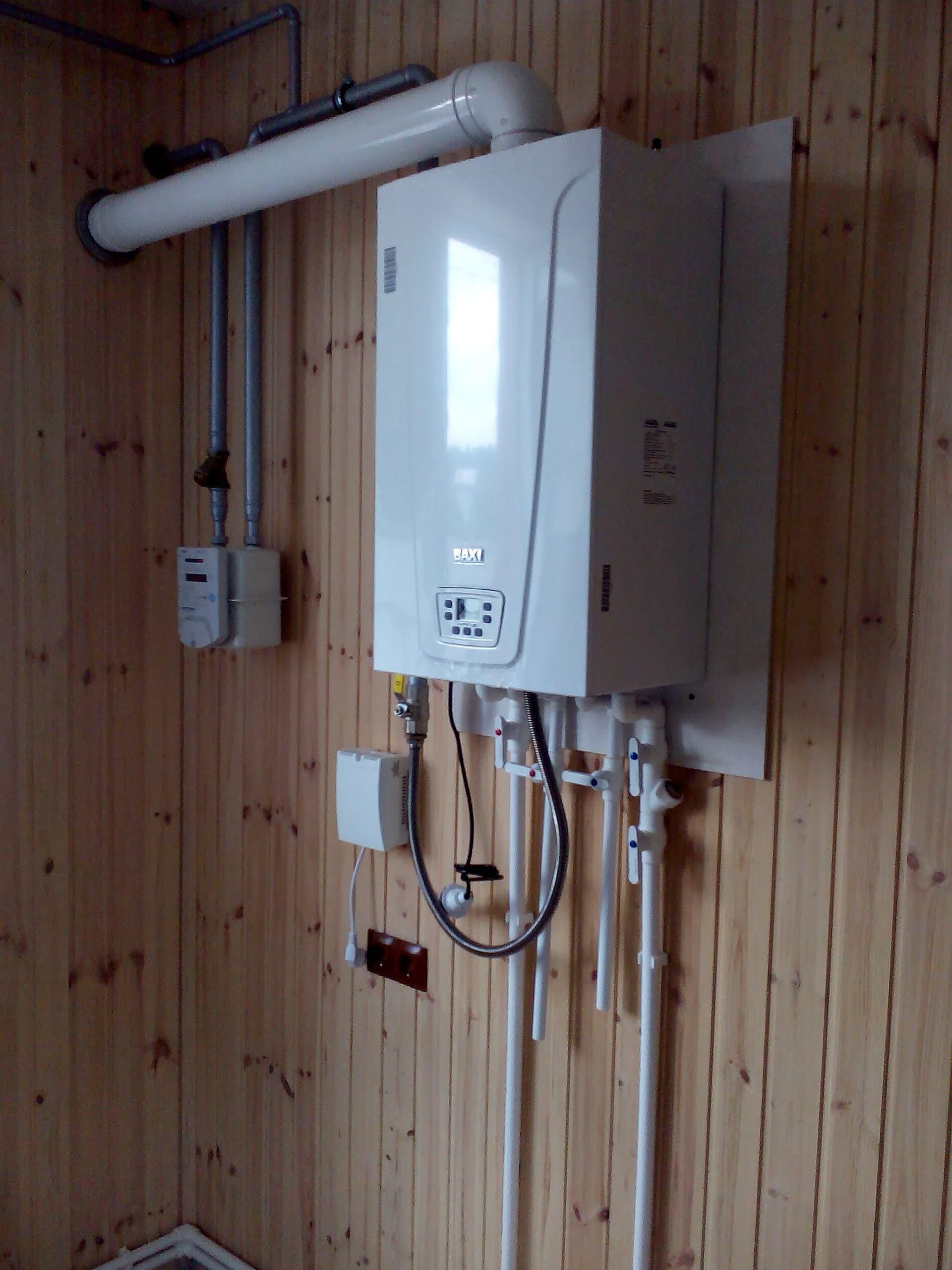 Газовый настенный двухконтурный котел: выбор для установки дома - точка j