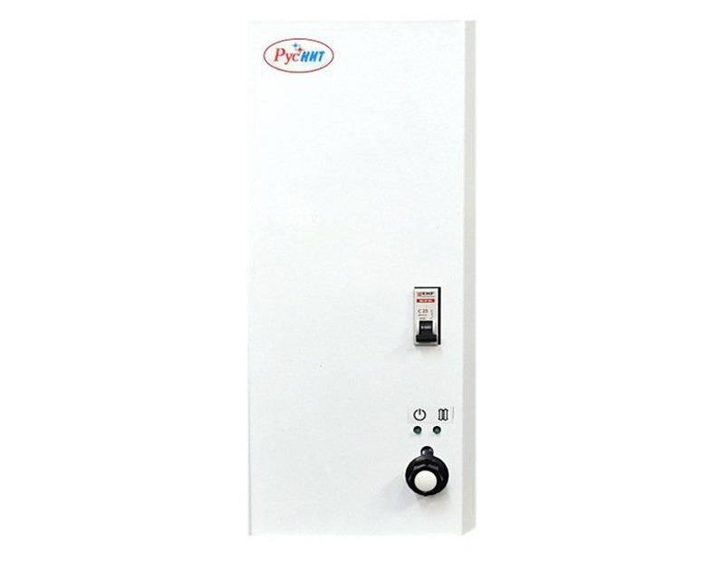 Электрокотлы руснит для отопления дома отзывы владельцев