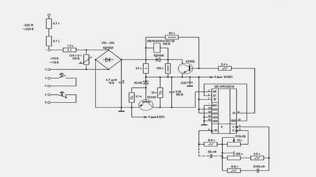 Подключение реле времени к магнитному пускателю, к электродвигателю, запуск на заданное время, работа с кнопочным постом