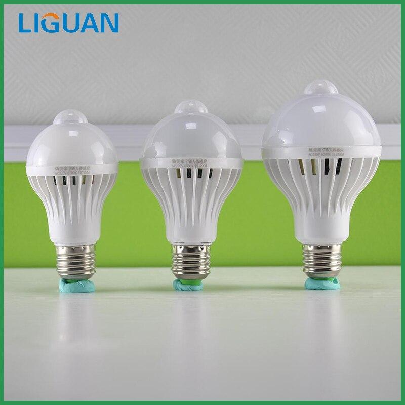 Лампы с датчиком движения: принцип работы и лучшие предложения на рынке