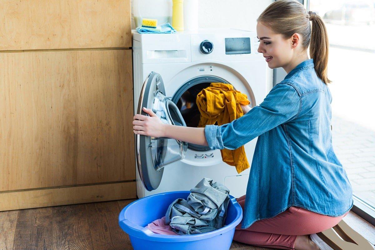 Методы очистки стиральной машинки от накипи и запаха