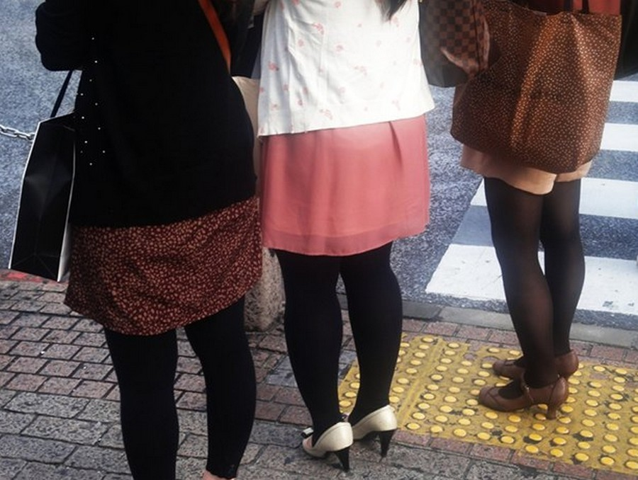 Секреты молодых японок: зачем они носят подгузники для взрослых?
