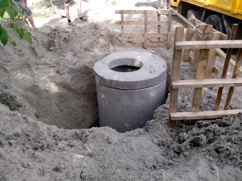 Выгребная яма своими руками – виды выгребных ям и способы их монтажа.