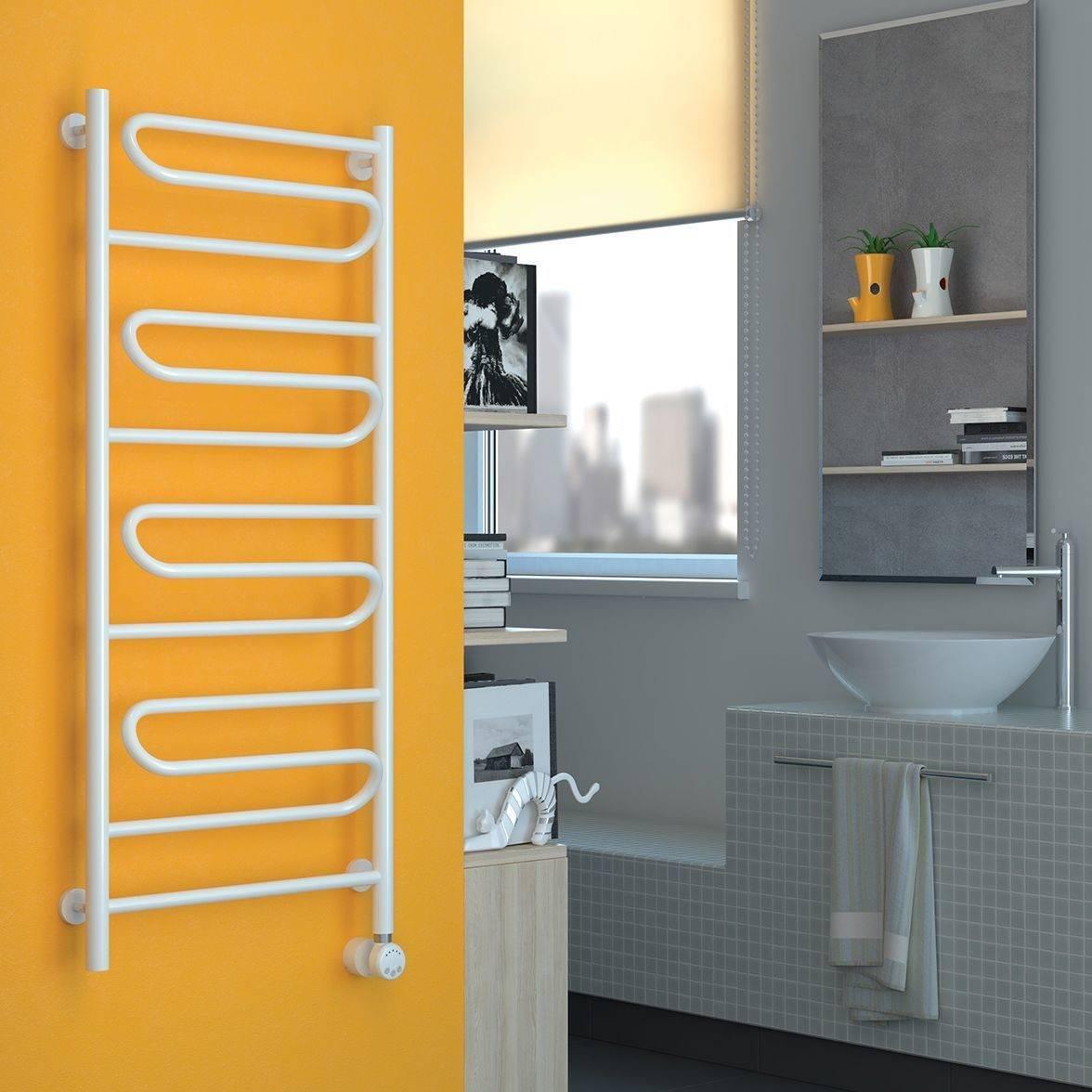 Как выбрать полотенцесушитель для ванной комнаты