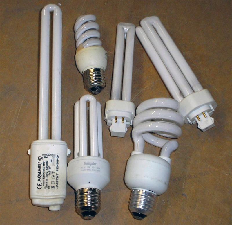 Как сдать в утилизацию люминесцетные, энергосберегающие и другие ртутные лампы, а также ртутьсодержащие приборы и отходы ?
