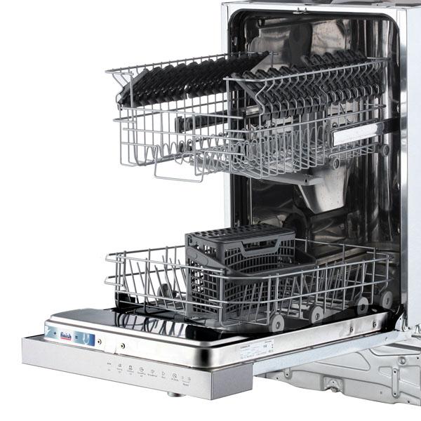 Рейтинг встраиваемых посудомоечных машин 45 см: топ-10, отзывы, хороший выбор