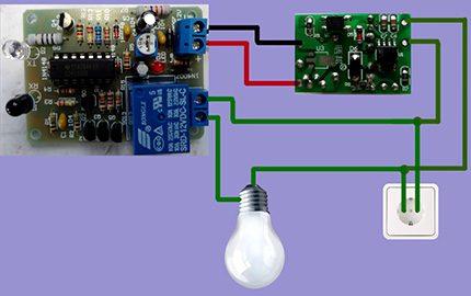 Электрические выключатели