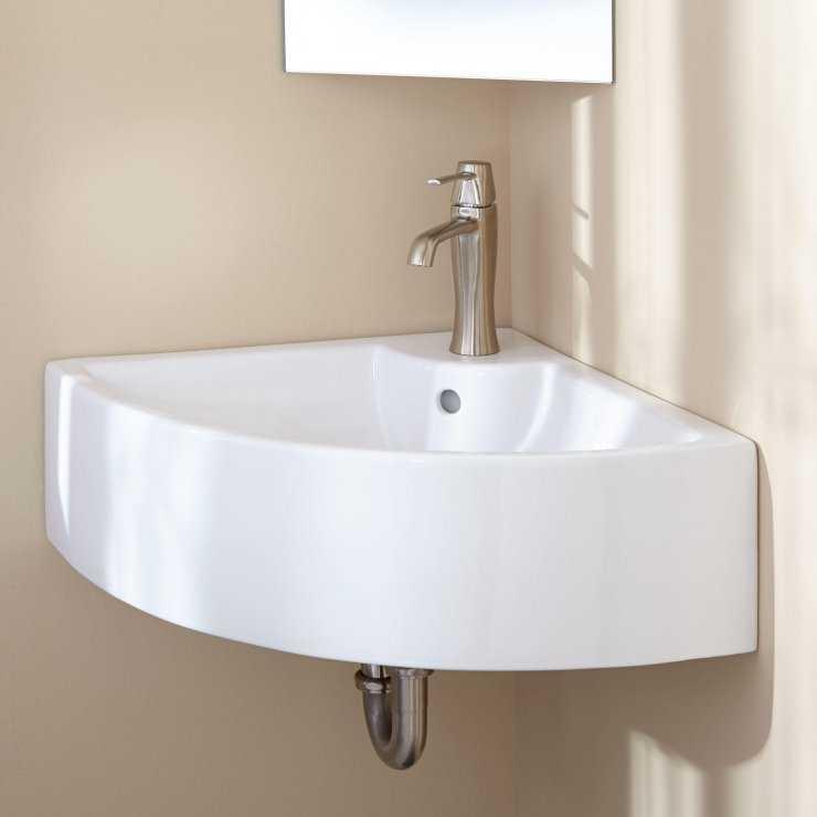 Маленькие раковины для ванной: фото-подборка дизайн вариантов + советы по выбору и установке