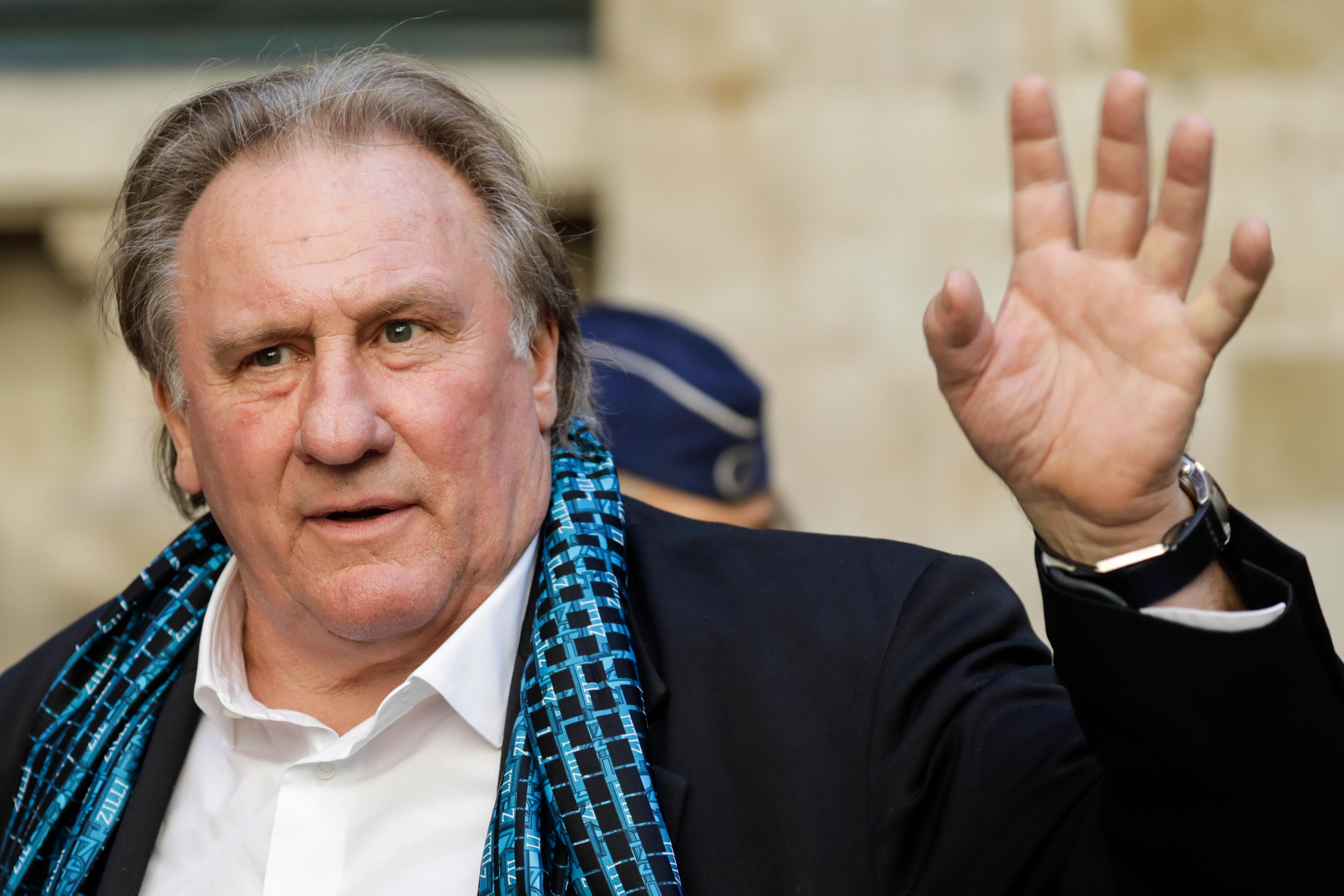 Российский бизнесмен жерар депардьё. как знаменитый актер ведет бизнес за пределами франции — секрет фирмы