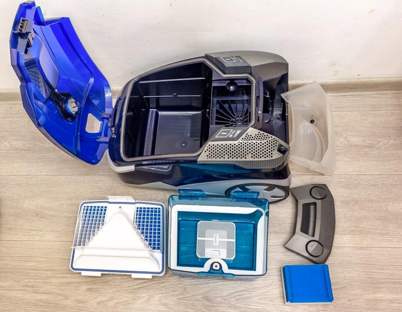 Thomas twin xt: обзор моющего пылесоса, цена