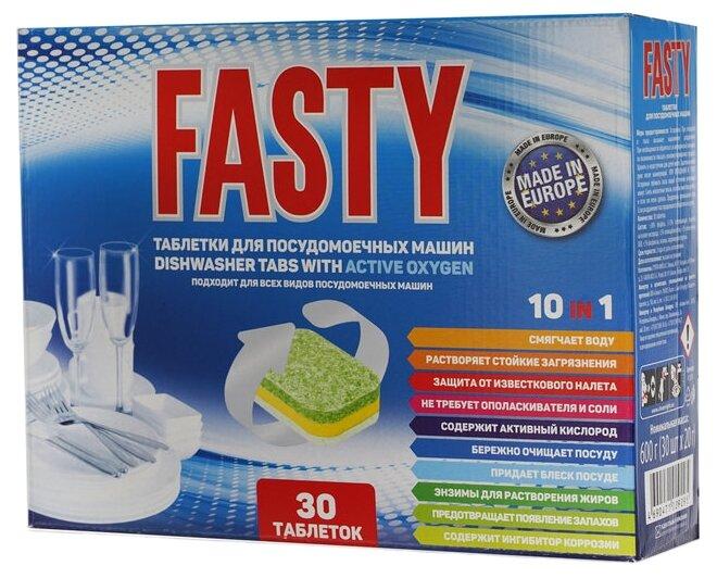 Лучшие таблетки для посудомоечных машин 2020