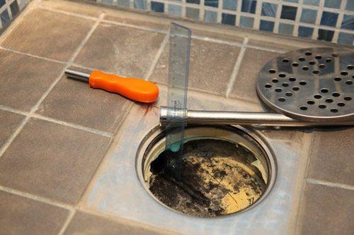 Как сделать душевую без поддона со сливом в полу
