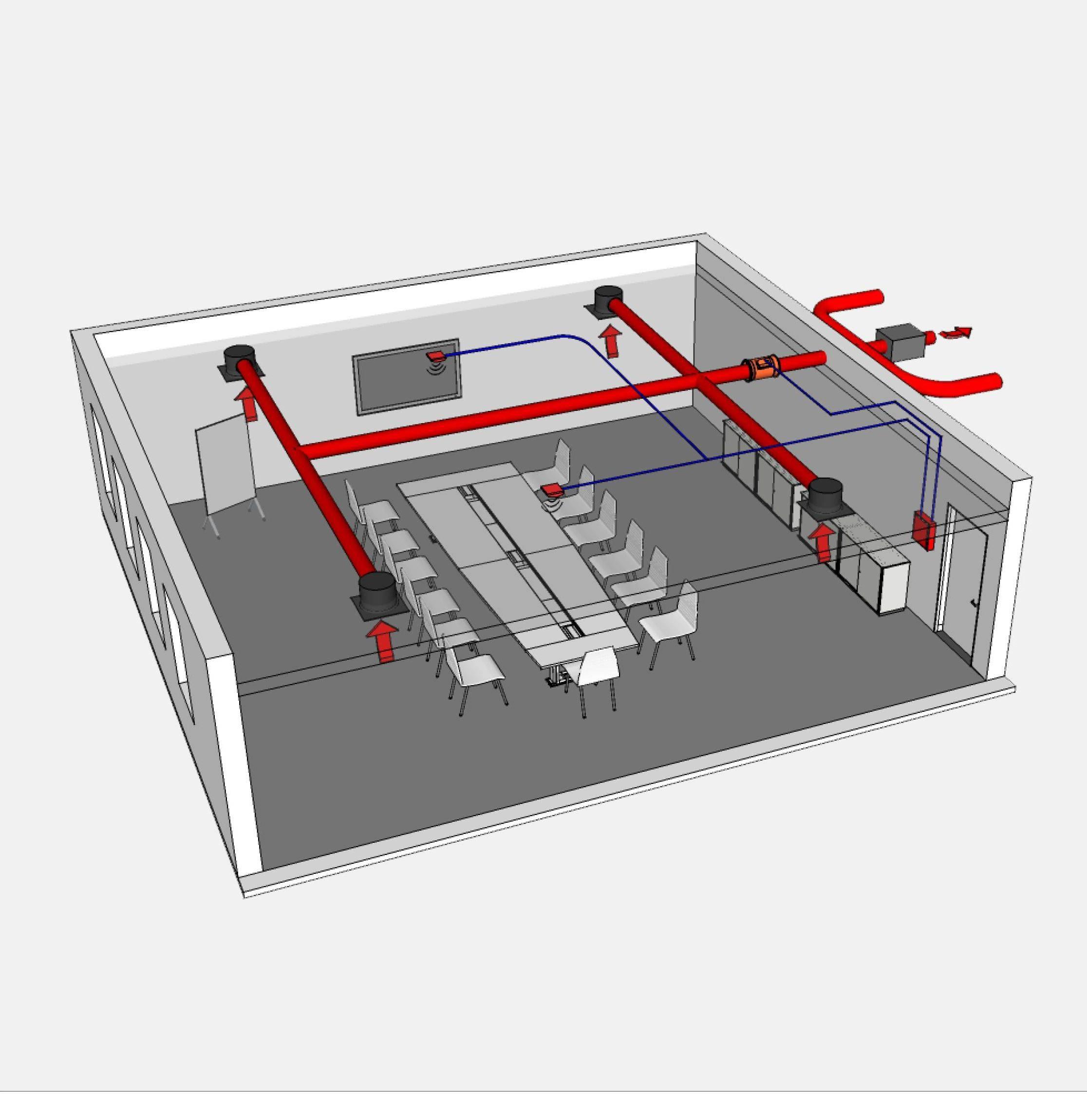 Особенности проектирования вентиляционных систем