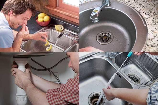 Запах воды из крана: основные причины, способы устранения