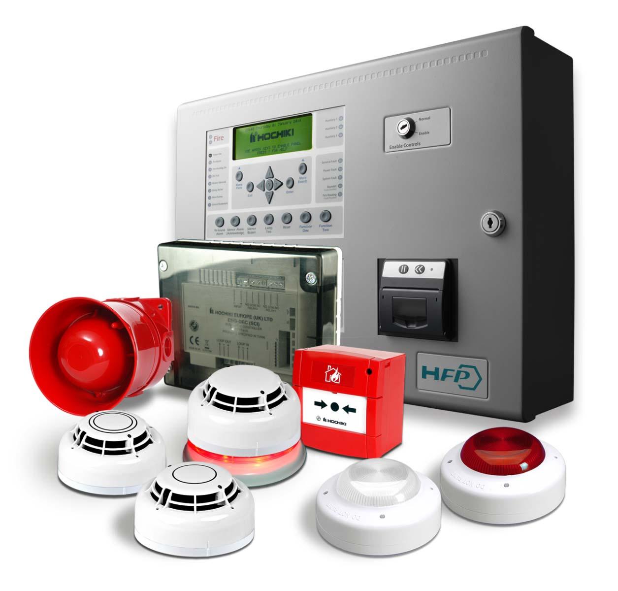 Требования к пожарной сигнализации: нормативы, регламентирующие разработку проекта, характеристики кабелей, монтаж и обслуживание