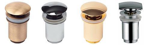 Виды и устройство клапана сливного бачка, конструкция слива унитаза