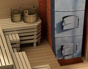 Газовая печь своими руками - конструкция, изготовление и монтаж