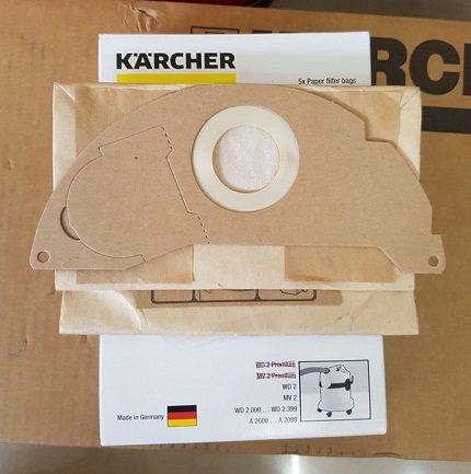 Какие мешки для пылесоса Karcher лучше: разновидности мешков + советы по применению