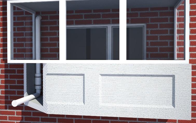 Как сделать вентиляцию на балконе и лоджии своими руками