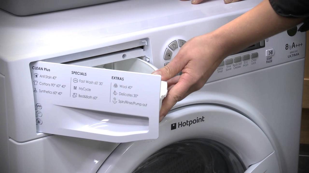 Почему стиральная машина плохо отстирывает белье