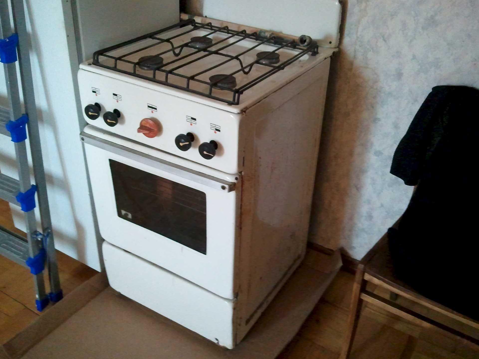 Куда деть старую газовую плиту: можно ли самому утилизировать