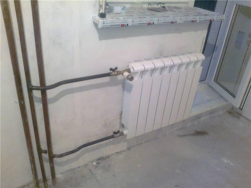 Как поменять радиаторы отопления в квартире и порядок провидения работ