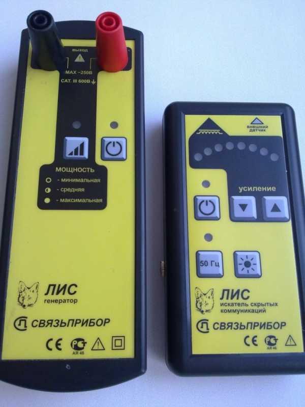 Приборы для определения проводки в стене: индикаторы, детекторы, сигнализаторы и т.д.