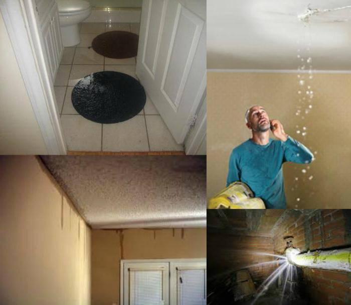 Натяжные потолки - основные причины запотевания и устранения конденсата