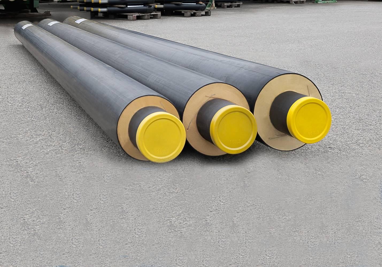 Изоляция стальных газопроводов: материалы для изоляции и способы их нанесения
