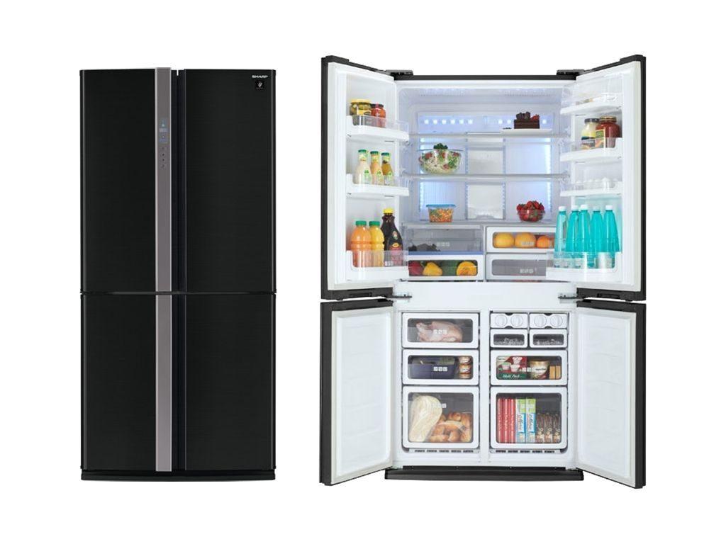 Холодильники sharp: топ-5 лучших моделей, модельный ряд
