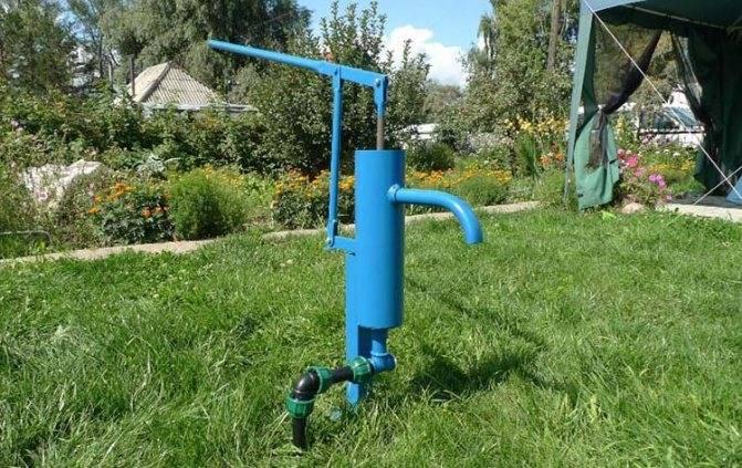 Как сделать насос для воды своими руками. как сделать самодельный ручной насос для воды насос из пластиковых труб своими руками