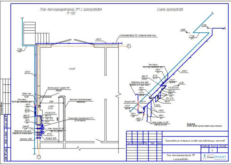 Строительство и эксплуатация магистральных газопроводов