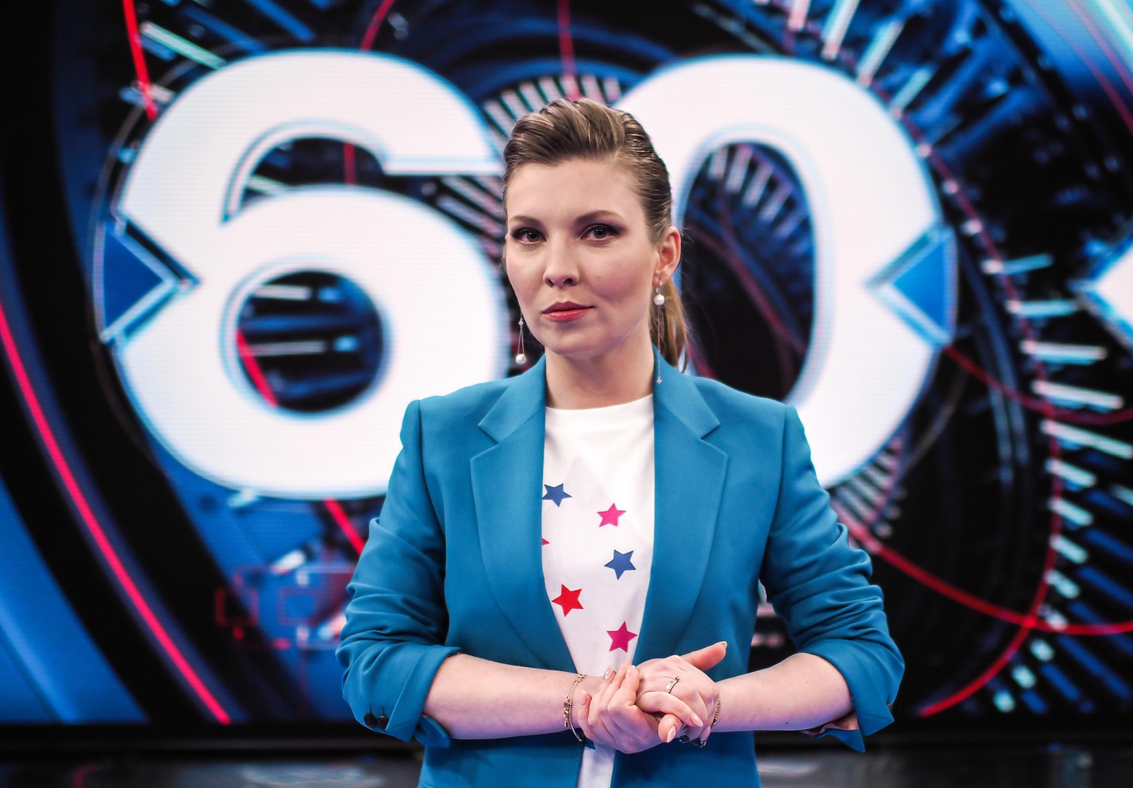 Биография телеведущей ольги скабеевой: журналистская карьера, личная жизнь