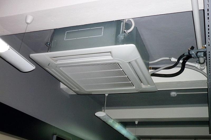Кондиционеры кассетного типа: особенности конструкции и нюансы установки - вентиляция, кондиционирование и отопление
