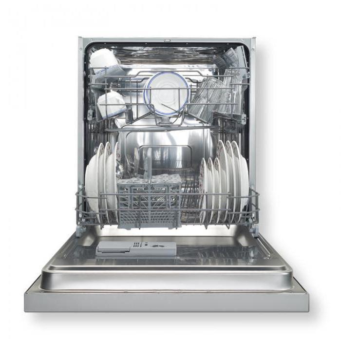 Обзор посудомоечных машин аристон