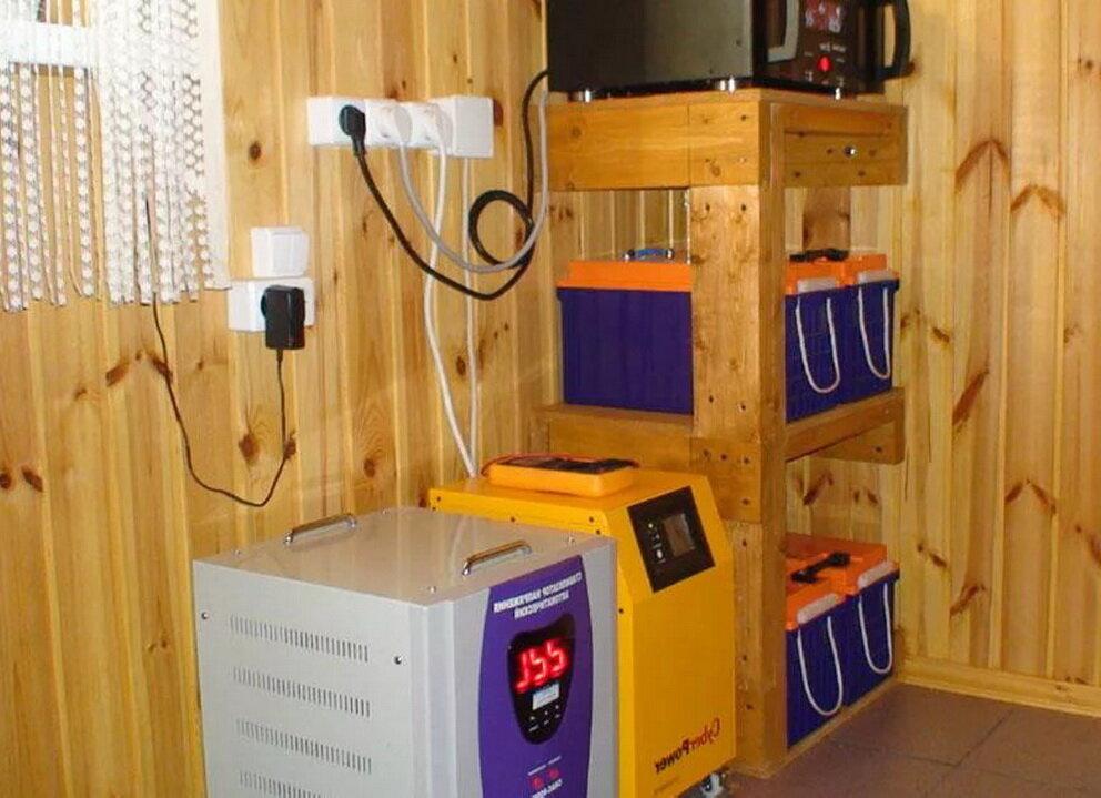 Автономное электричество для частного дома: обзор систем