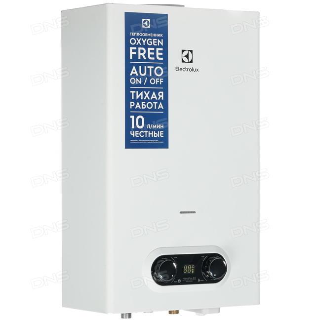 Газовые колонки электролюкс - отзывы покупателей