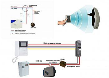 Схема беспроводного звонка  различные варианты изготовления – первый дверной