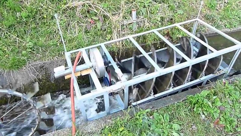Гидроэлектростанция своими руками: как соорудить автономную мини-ГЭС