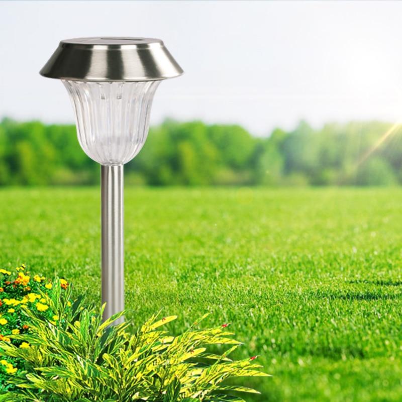 Уличное освещение на солнечных батареях: функции фонарей - точка j