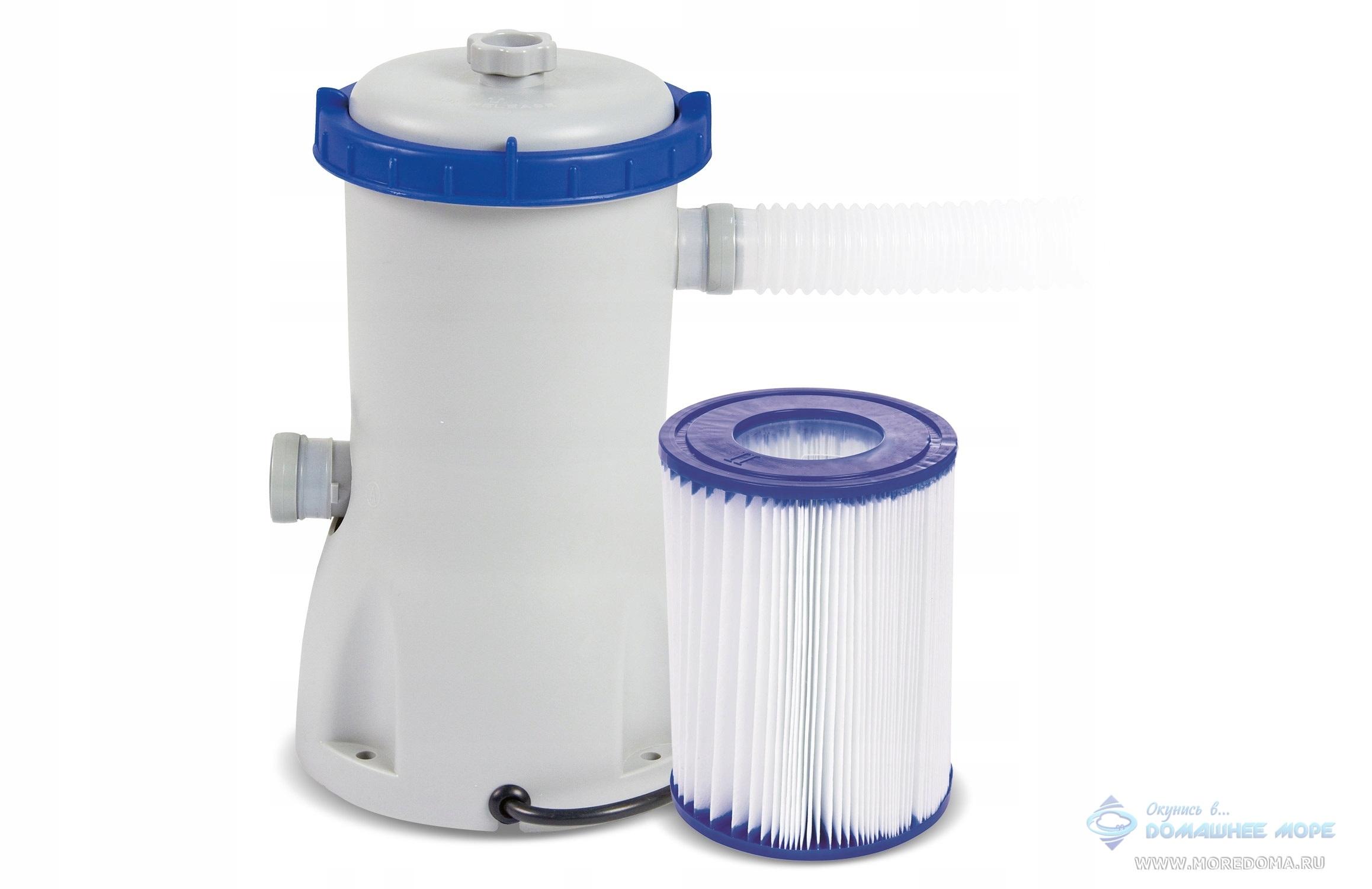 Качественная очистка без хлопот, или как выбрать песочный фильтр для бассейна