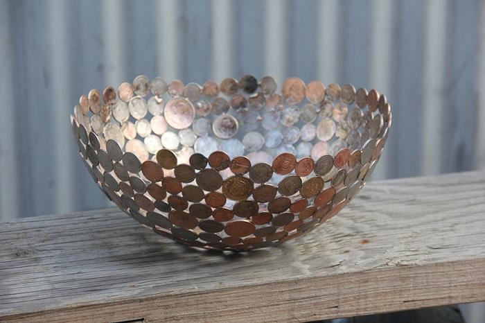 Вторая жизнь старых вещей: предметы декора из керамической посуды