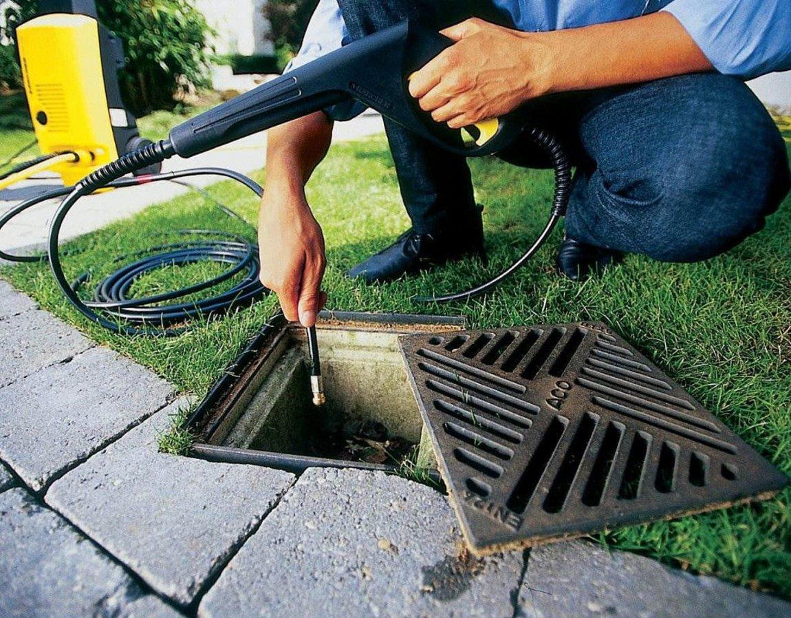 Ремонт ливневой канализации технология