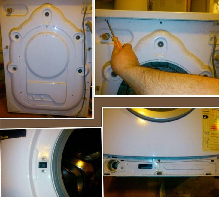 Стиральная машина постоянно набирает воду - что делать?