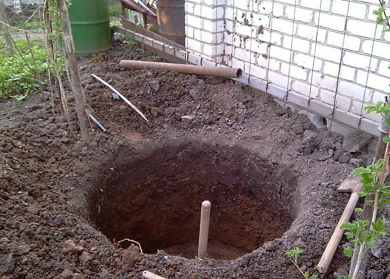 Выгребная яма своими руками – варианты конструкций, способы строительства